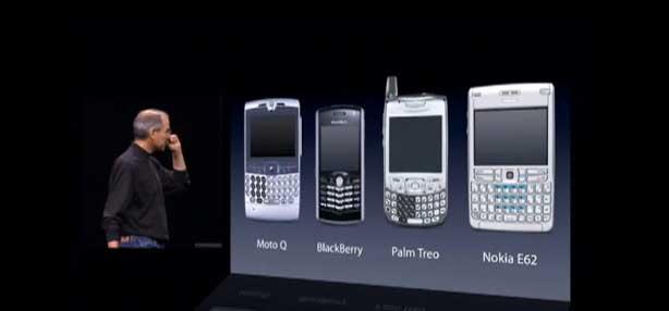 Smartphones Moto