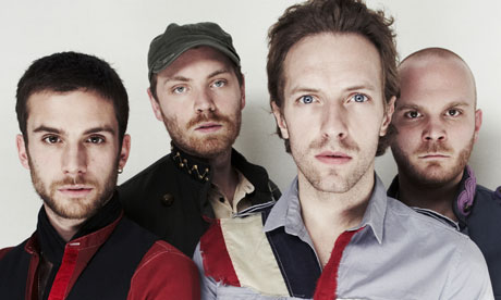 Coldplay at iTunes Festival