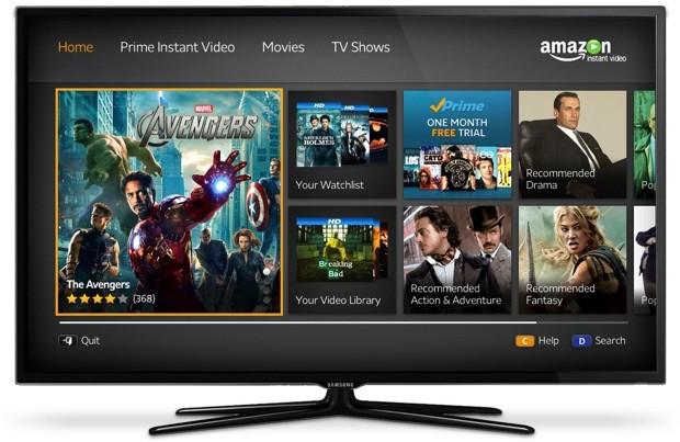 Amazon TV set-top box
