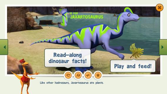 Dinosaur Train A-Z