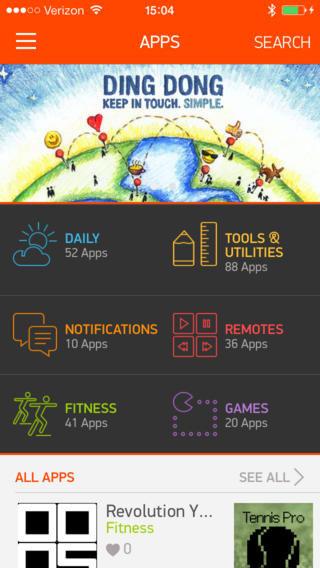 Pebble Smartwatch AppStore