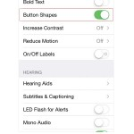 How to add iOS 6 buttons in iOS 7.1