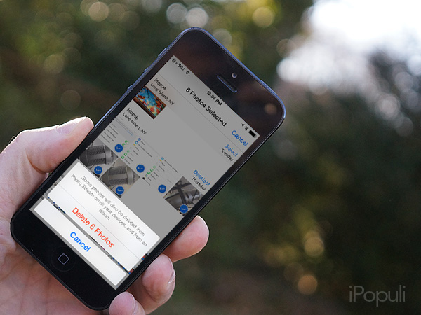 How to delete photos from iPhone and reclaim valuable storage