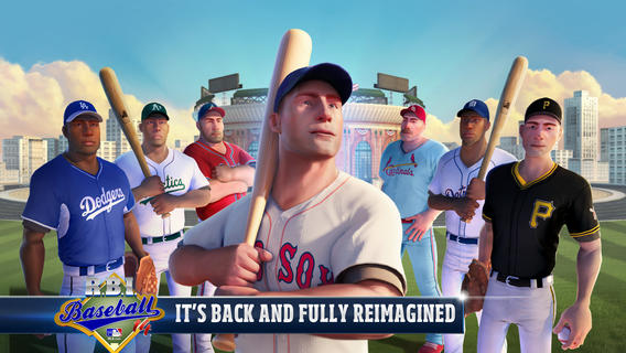 R.B.I. Baseball 14'