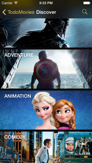 ToDo Movies