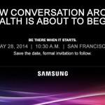 Samsung Health event
