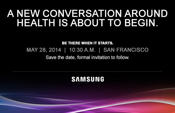 Samsung Health event