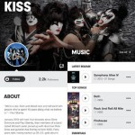 Beats Music iPad app