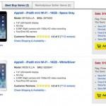 Best Buy iPad mini deal