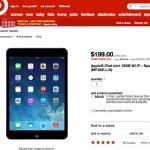 iPad mini Target deal