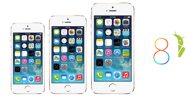 Will iOS 8 and A Bigger Display Bring Android Users Back To iPhone?
