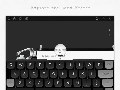 Hanx Writer