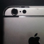 iPhone 6 camera rear