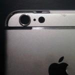 iPhone 6 camera rear