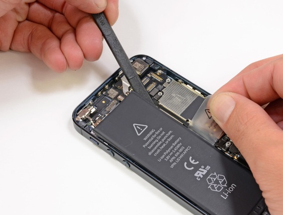 iPhone 5 battery replacment