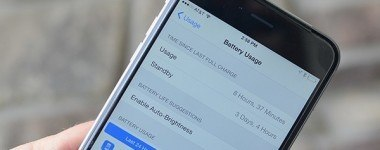 Fix battery life on iOS 8