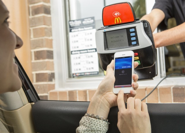 Apple Pay McDonald's