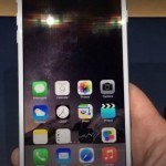 Reachability one-handed mode iPhone 6 Plus