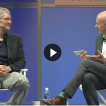 Tim Cook Discusses Apple Watch, Apple Pay In 35-Minute Interview