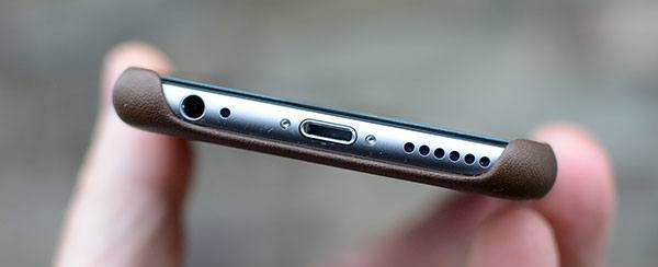 iPhone 6 microphone
