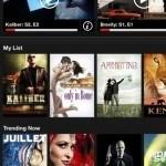 Netflix iOS 8