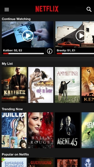 Netflix Update Optimized for iPhone 6, iOS 8, Offers 1080p on iPhone 6 Plus