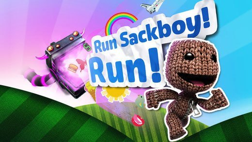 Run Sackboy