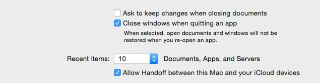 Allow Handoff on Mac