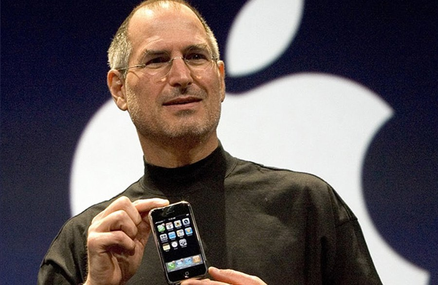 Jobs iPhone 2007