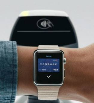 Apple Pay on watch