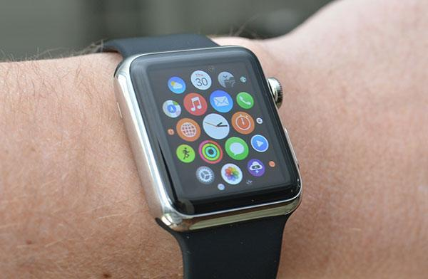 week with Apple Watch