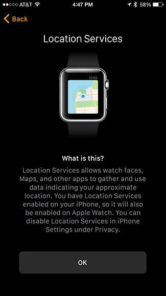 location services on iphone how to set up apple and pair with iphone 2962