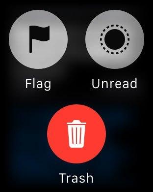flag mail