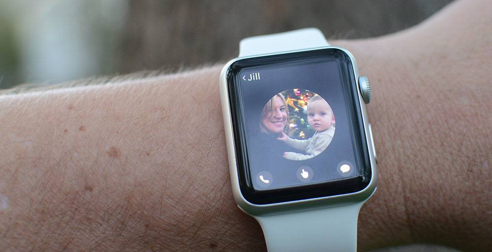 Messaging on Apple Watch