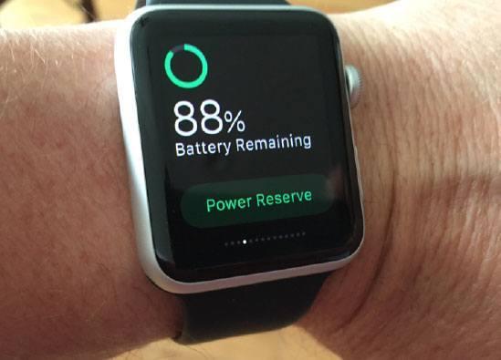 Battery Apple Watch